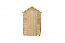 Overlap Pressure Treated Apex Shed 1219mm X 1829mm