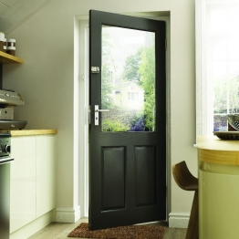 Hardwood 2xg Unglazed Door 1981mm X 762mm X 44mm