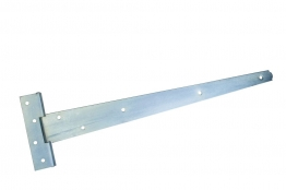 4trade Zinc Plated Light T Hinge 200mm