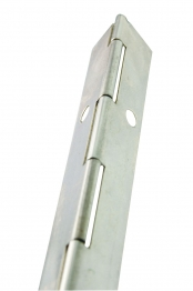 4trade Piano Hinge Chrome Plated 900mm