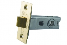 4trade Tubular Mortice Latch Zinc Ce Fire Tested 64mm