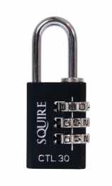 Squire 30mm Tough Lock Combination Ctl30