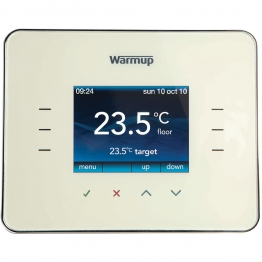 Warmup 3ie Thermostat Classic Cream
