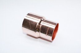 Jw Copper Endfeed Fitting Reducer 54mm X 42mm