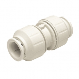 John Guest Speedfit Pem0410w Equal Straight Connector 10mm