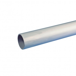 Osma Waste 4w073g 32mm Plain Ended Pipe 3m Grey