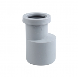 Osma Waste 2w088g 2in/50mm Reducer To 1.25in/32mm Grey