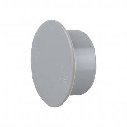 Osma Waste 2w292g Access Plug 50mm Grey