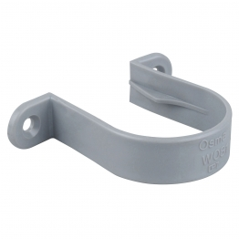 Osma Waste 2w081g Pipe Bracket 50mm Grey