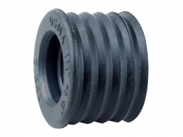 Osmaweld Waste Rubber Reducer To 19mm Pipe 32mm
