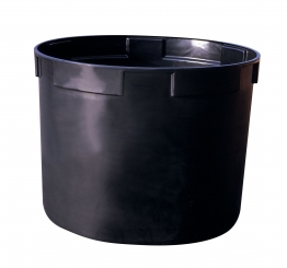 Ferham Open Topped Circular 455 Litrecold Water Cistern Stackable Only