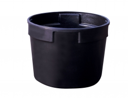Ferham Open Topped Circular 114 Litre Cold Water Cistern Stackable Only Pc25c