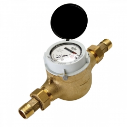 Altecnic Ps-100001 Tagus Water Meter 1/2in Class D