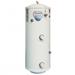 Gledhill Asl0015 Direct Stainless Steel Unvented Cylinder 180l