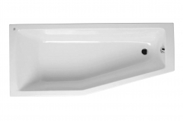 Vitra Neon Space Saver Bath Right Hand 1700mm X 750mm X 50mm