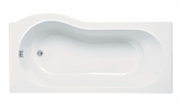 Iflo Rennes Evo P Shaped Bath Right Hand 1500mm X 850mm