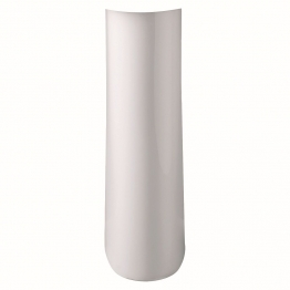Twyfords Vw4910wh View/wave/galerie Plan Total Inset Pedestal White
