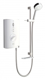 Mira Sport Max 10.8kw White/chrome With Airboost 1.1746.008