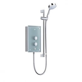 Mira Azora Electric Shower Frosted Glass Fascia