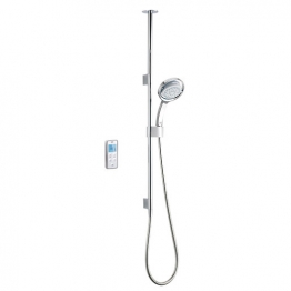 Mira Vision 1.1797.102 Dual Pumped Mixer Shower Ceiling Fed