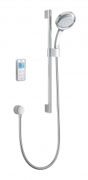Mira Vision 1.1797.003 Dual High Pressure/combi Mixer Shower Rear Fed