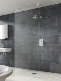 Iflo Linear Wet Room Panel And Kit 900mm