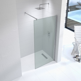 Kudos Ultimate2 5wp1000 Wetroom Glass Panel 1000mm