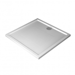 Novellini Ol160704-30 Shower Tray Olympic External Rim White 030 4.5cm 160mm X 70mm