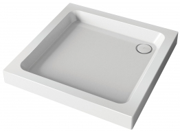 Mira Flight 760x760mm Tray 0 Ups & Waste
