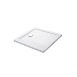 Mira Flight Low 800 X 800 Low Level (40mm) Tray 0 Ups White