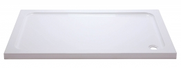 Iflo Slimline 1100 X 800 Mm Shower Tray