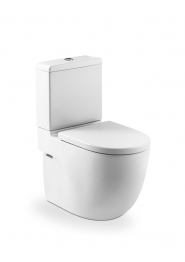 Roca 34124d000 Meridian-n Compact Close-coupled Cistern