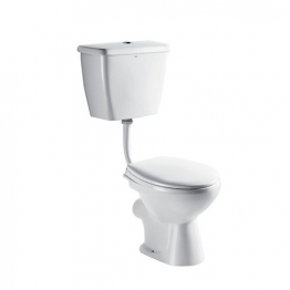 Low Level Toilet Cistern & Pipe