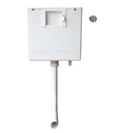 Wirquin Front Access Duo Compact 1.5 In Dual Flush Cable Operated Cdc52cp