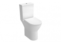 Vitra 5422s003-5325 S50 Comfort Height Close Coupled Cistern Top Flush
