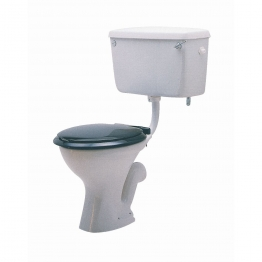 Twyford Cc2841wh Classic Low Level Cistern White
