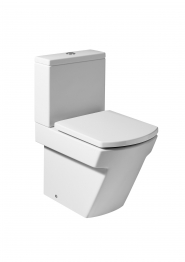 Roca 342628000 Hall Close-coupled Pan - Moulded Back-to-wall