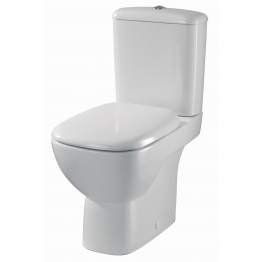 Twyford Md1148wh Moda Close Coupled Pan White