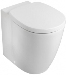 Ideal Standard Freedom Back To Wall Pan