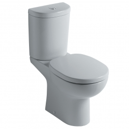 Ideal Standard T327901 Tempo Back To Wall Wc Pan With Horizontal Outlet White