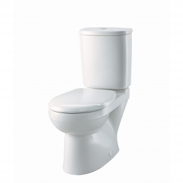 Twyford Gn1148wh New Galerie Close Coupled Pan White