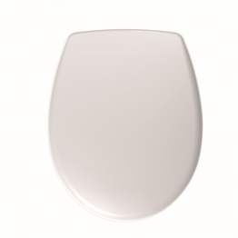 Twyford Gn7865wh New Galerie/view Seat & Cover /stainless Steel Top Fix Hinge White