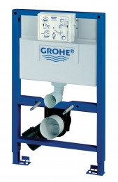 Grohe Rapid Sl 820mm Wall Hung Toilet Frame 38526