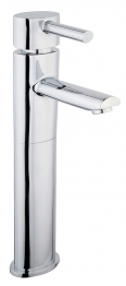Iflo Santerno Tall Basin Mixer Tap Brass