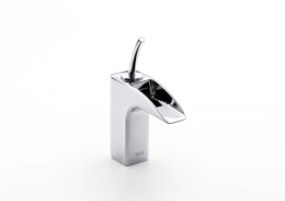 Roca 5a3049c00 Evol Basin Mixer Complete With Pop Up Waste