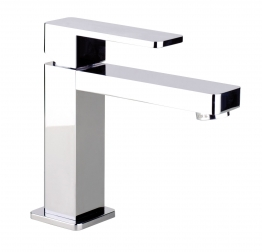 Abode Ab1241 Fervour Basin Single Lever Chrome