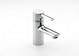 Roca A5a3260c0r Targa Basin Mixer Smooth Body
