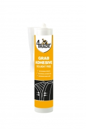 4trade Instant Grab Adhesive Solvent Free 290ml