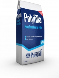 Polycell Easy Sand Interior Polyfilla 5kg