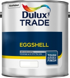 Dulux Trade Eggshell Tinted Colour 2.5l